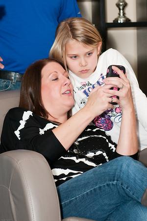 Thanksgiving 2012 - The Pfingston Family