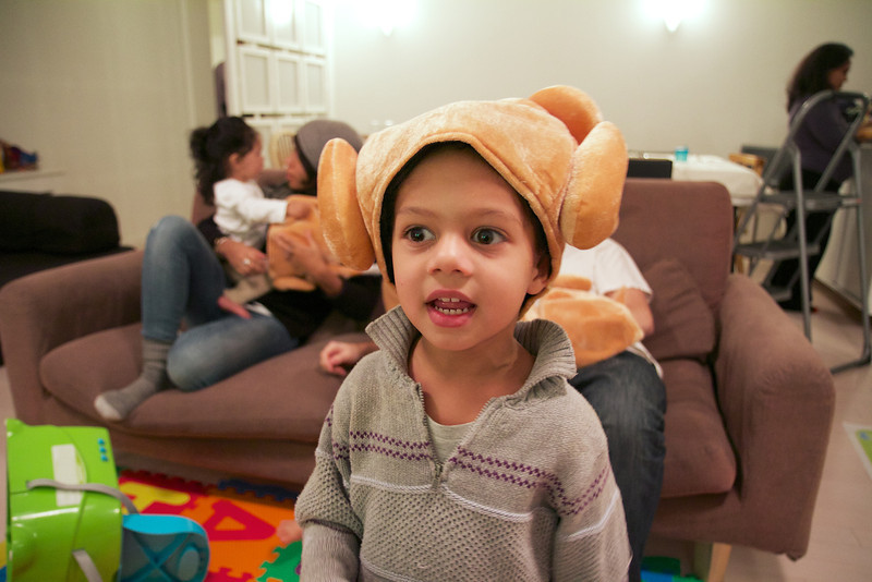 Suren the turkeyman