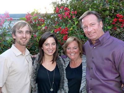 Trey, Lauren, Susanne, and Will