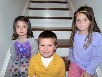 Mary, Joey, and Kimberly