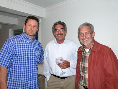 Danny, John, and Joey