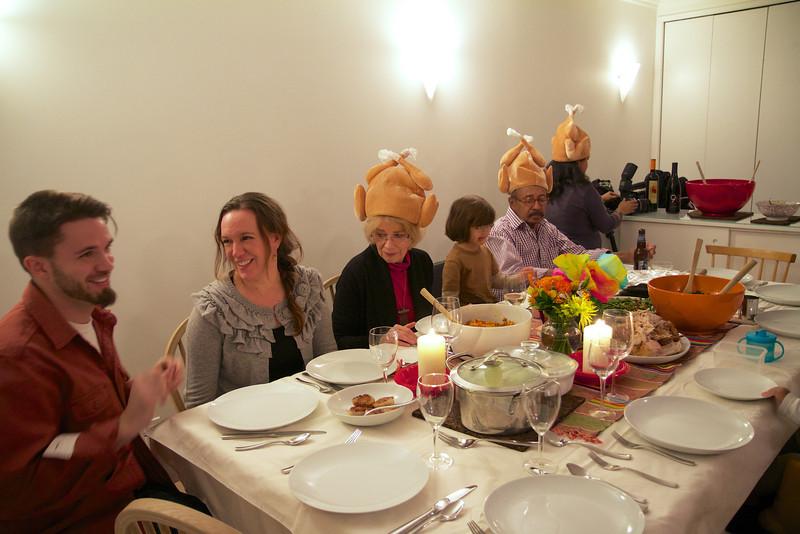Turkey hat abounding