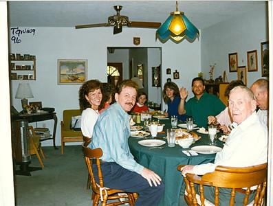 Thanksgiving at Dad's 1996 Sebring