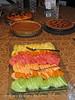 Rainbow fruits.