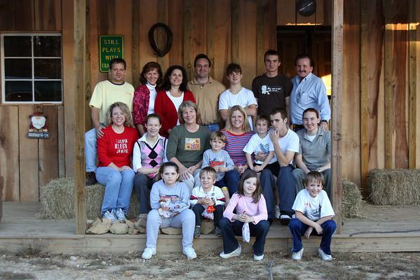 2005 Thanksgiving at Jon & Lisa's
