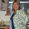 Jean running the kitchen