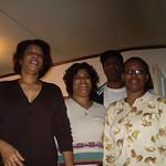 Pamela, Brenda, Poochie & Jeanette