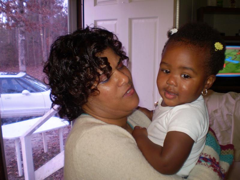 Grandma Brenda & Kennedy