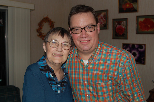 Thanksgiving at Mom's 2010