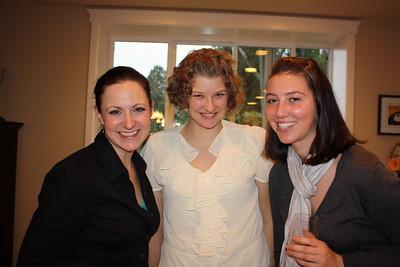 Wendy, Brianne's friend and Brianne