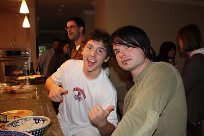 Alex and Adrian