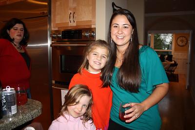 Freya, Bella and Gen