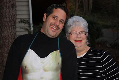 Matt and Aunt Molly