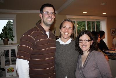 Phil, Jill and Sara