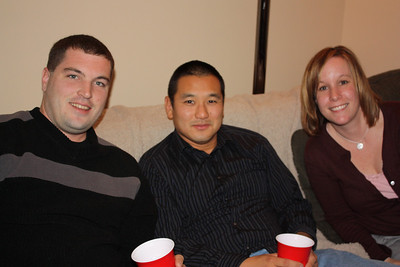 Kevin, Jeff and Jen