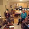 Vangie, Carol and Kathy Sharpe