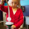 Bubbles at Children's Museum