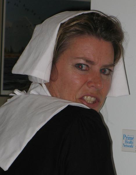 Angry Pilgrim