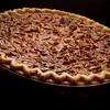 Pecan pie shot in our DIY lightbox