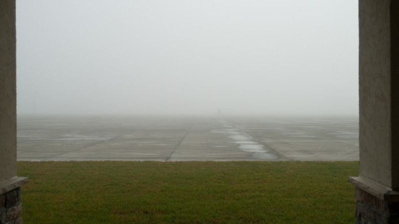 You can see the plane in the distance.. see the next picture for 90 minutes later