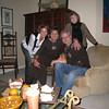 patti, mary ellen, my husband jamie and my mom, nancy (standing)