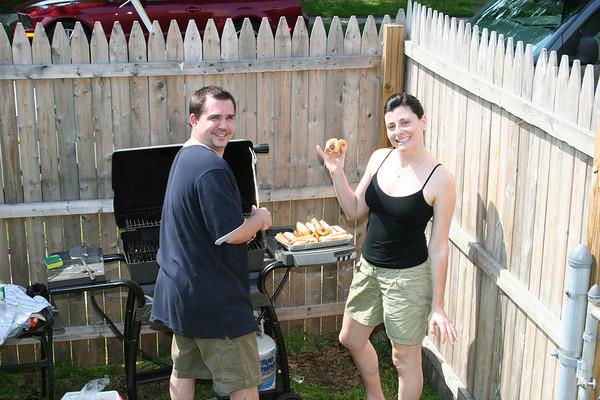 Robyn & Joe's BBQ
