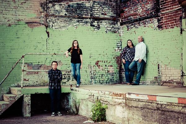 The Adamson Family - 2014