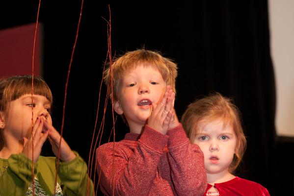 Jack's Christmas Program 2011
