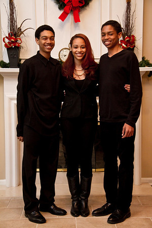 The Andrew & Laura Jackson Family