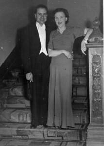 DPB-54: May (Maisie) McKeown and Edward (Eddie) Barr 1948