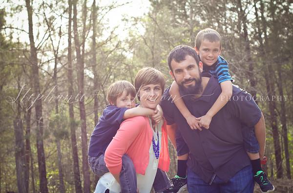 The Boythe Family