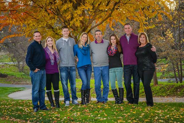 The Braner Family 2016