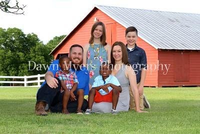The Brevard Family