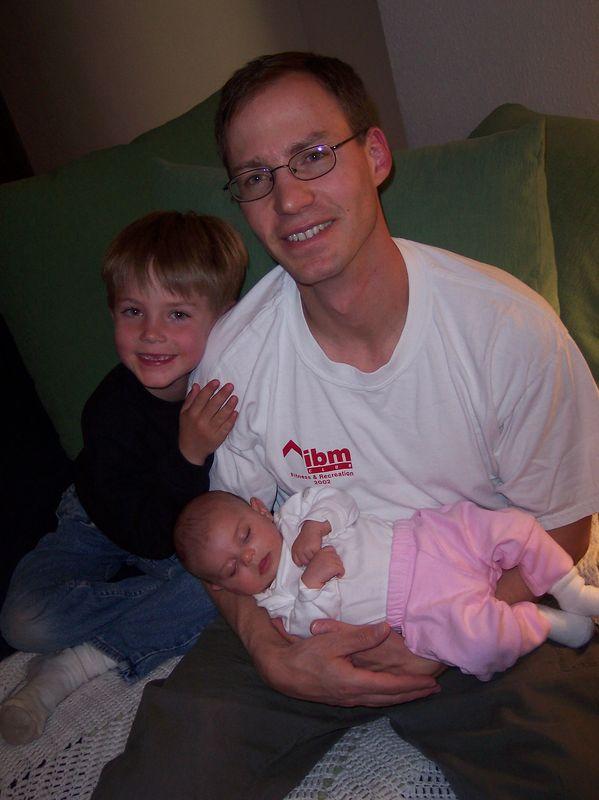 Ryan, Matthew, & Hannah