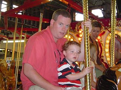 Wow, I really look like my dad
