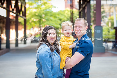 The Carner Family : Durham, NC