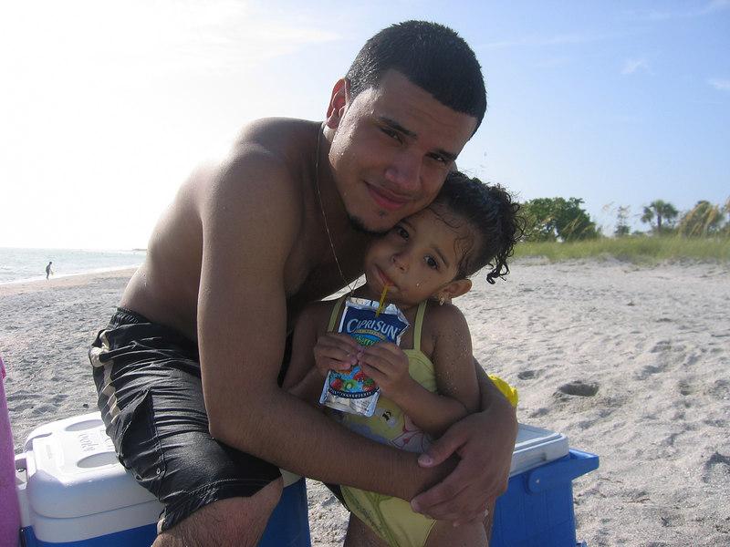 Ricky and Mia Florida Vacation