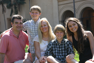 The Cheney Family