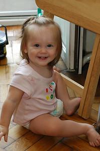 Granddaughter Kendra in Odessa
