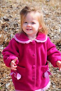 Granddaughter Kendra