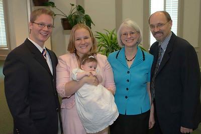 Kendra Baptism