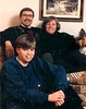 January 1993 - The Clines with Tasha