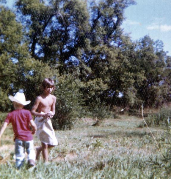 Seth & Eric<br /> mid-1970s