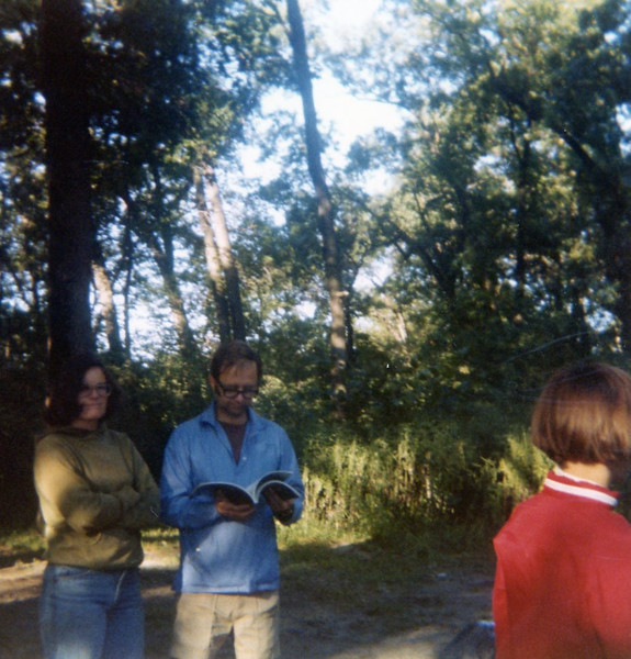Ken and Pat Bowers whom we joined on camping trip in NE Nebraska summer 1977