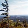 view of Atlantic Ocean from Nova Scotia<br /> 1977