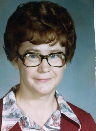 Mrs. Leseberg<br /> Christine's 5th grade teacher at District 57<br /> 1975-76