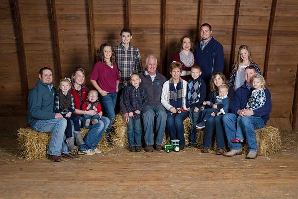 {the Dennis Beyers family}