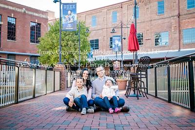 The DiMichele/Boles Family : Durham, NC