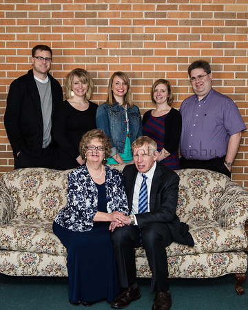 the Eilers' family {40th Anniversary}