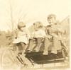 1923 Margaret, Ellen, Russell